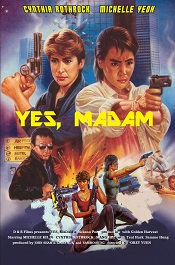 Yes Madam poster small