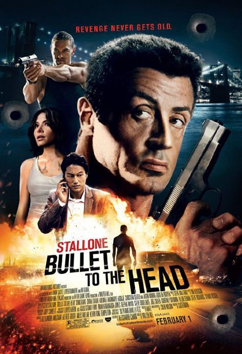 Bullet in the Head poster cool