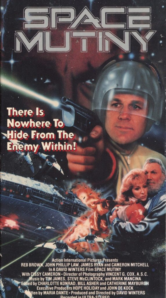 SPACE-MUTINY poster