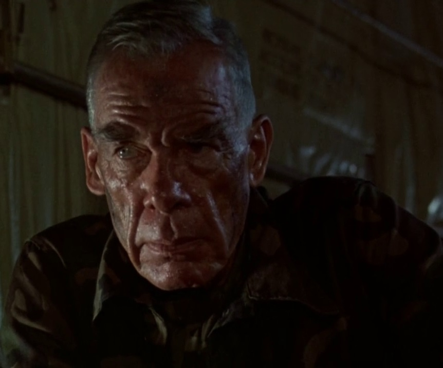 Lee Marvin's ghost