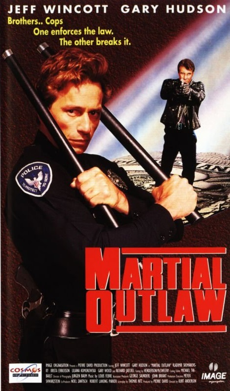 Martial Outlaw