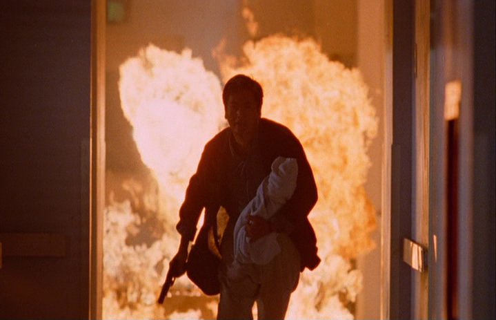 Explosive Ending