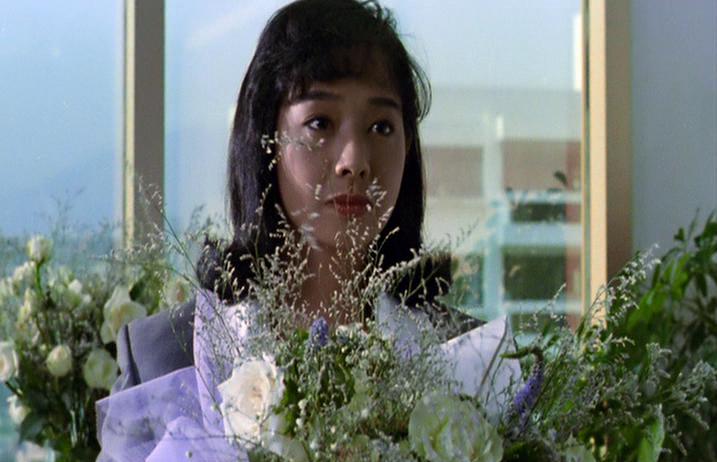 Teresa Mo, flower lady